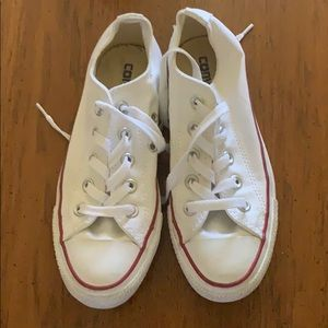 Converse All Stars White low top